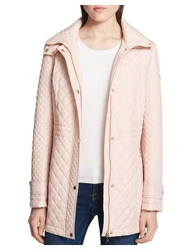 Diamond Quilted Jacket by Calvin Klein