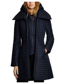 Gwen Circle Quilted Jacket by Dawn Levy