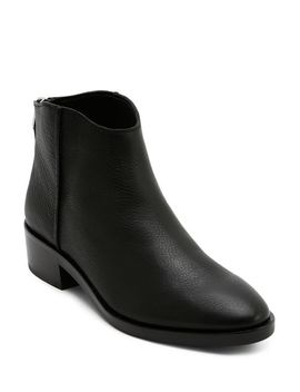 Women's Tucker Leather Booties by Dolce Vita