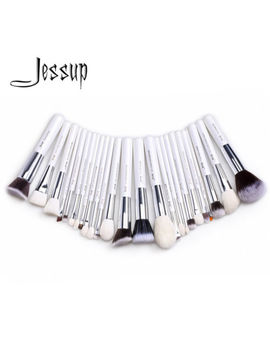 Au Jessup Professional Makeup Brush Set Cosmetic Tool 25 Pcs Eye Shadow Blush Lip by Jessup