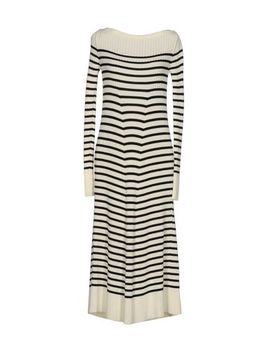 Erika Cavallini 3/4 Length Dress   Dresses by Erika Cavallini