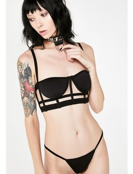 Sexxbomb Cage Set by Pink Lipstick