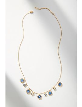 Tara Graduated Charm Necklace by Anthropologie