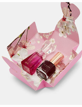 Polly Fragrance And Nail Polish Set by Ted Baker