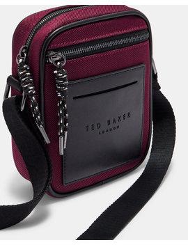 Smart Mini Flight Bag by Ted Baker