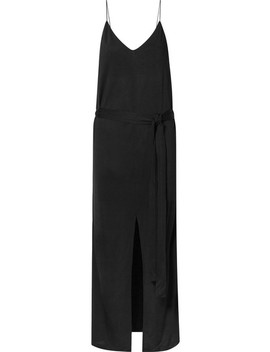 Stretch Jersey Midi Dress by Ninety Percent