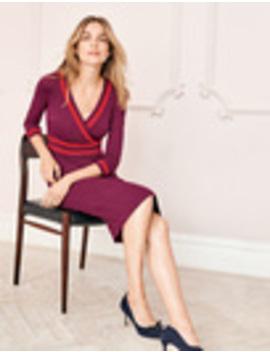Nellie Ponte Dress by Boden