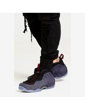 Nike Air Foamposite 1 Navy/Black/Red by Nike
