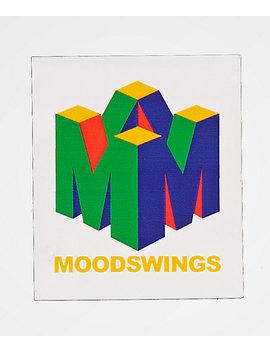 Moodswings 96 Sticker by Moodswings