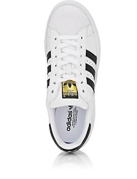 Women's Superstar Bold Leather Sneakers by Adidas