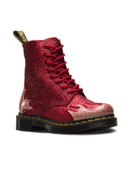 1460 Pascal Flame by Dr. Martens