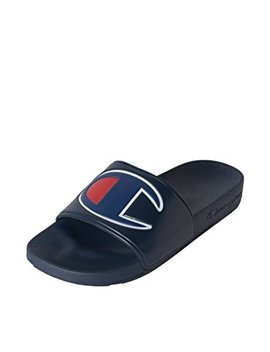 Champion Unisex Ipo Slide, Navy/Navy by Champion