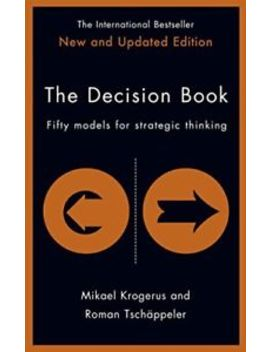 The Decision Book: Fifty Models For Strategic T, Krogerus, Tschappeler.. by Ebay Seller