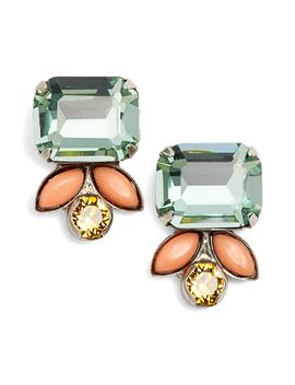 Zinnia Earrings by Sorrelli