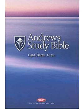 Andrews Study Bible [Hardcover] by Amazon