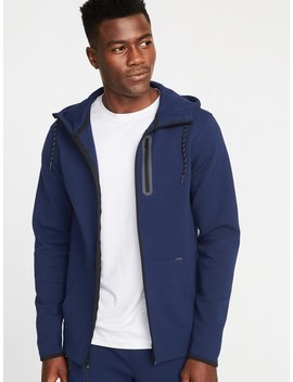 Built In Flex Zip Hoodie For Men by Old Navy