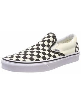 Vans Classic Slip On Checkerboard, Sneaker Unisex – Adulto by Vans