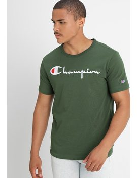 Short Sleeve Tee   T Shirt Print by Champion Reverse Weave