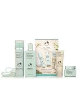 Your Daily Routine With Skin Repair Moisturiser   Normal/Combination by Liz Earle