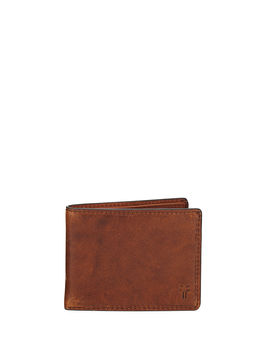 logan-slim-bi-fold-wallet by frye