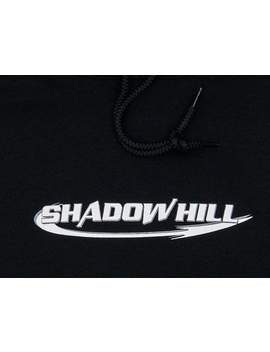 Deep Black Trophy Pullover by Shadow Hill