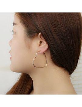 Mulyork   Heart Earring by Mulyork