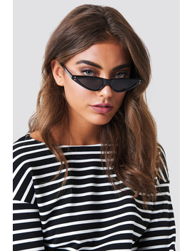 Small Cat Eye Sunglasses by Na Kd Trend