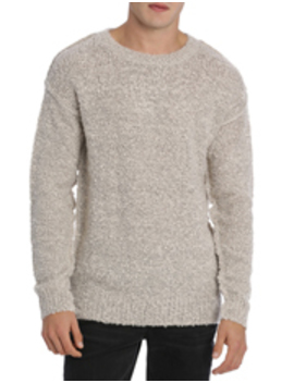 Boucle Pullover by Kenji