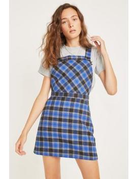 Urban Renewal Vintage Remnants – Kariertes Kleid Mit Waffelstruktur by Urban Renewal Vintage Shoppen