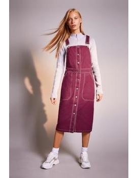 Markey By Lf Markey–Trägerkleid In Weinrot by Lf Markey Shoppen