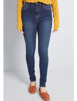 Laidback Living Skinny Jeans by Modcloth