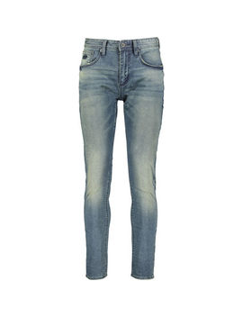 Distressed Blue Slim Fit Jeans by Superdry