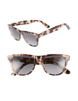 Kota 51mm Gradient Polarized Cat Eye Sunglasses by Diff