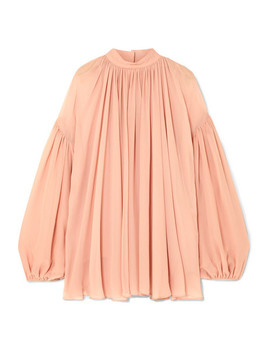 Silk Georgette Top by Stella Mc Cartney