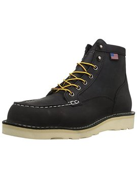 Danner Men's Bull Run Moc Toe Work Boot by Danner