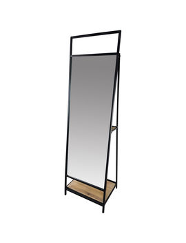 Folding Storage Mirror 65 In. by At Home