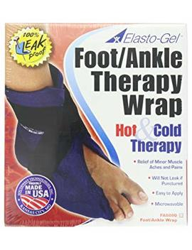 Elasto Gel Hot/Cold Wrap,Foot And Ankle Wrap by Elasto Gel