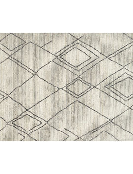 Austin Grey Natural Rug by At Home