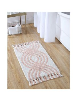 Coral Fringe Cotton Rug 20 X 32 In. by At Home