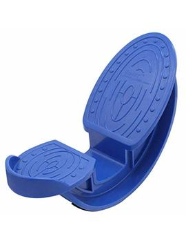 Yofit Calf & Foot Stretcher, Foot Rocker Improve Flexibility, Ankle Mobility, Plantar Fasciitis (Navy Blue) by Yofit