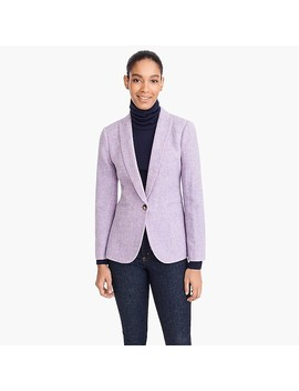 Parke Blazer In Herringbone by J.Crew