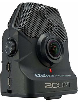 zoom-q2n-zoom-handy-video-recorder-(black) by zoom