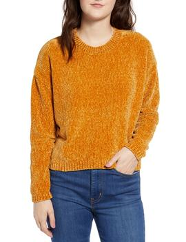Chunky Chenille Sweater by Cotton Emporium