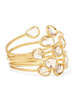 18 Karat Gold Diamond Ring by Pippa Small