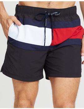 Medium Drawstring Shorts by Tommy Hilfiger