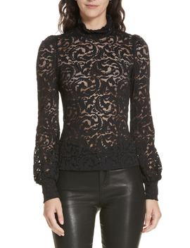 Samara Lace Top by L'agence