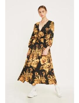 """Faithfull The Brand – Kleid """"Oliviera"""" by Faithfull The Brand Shoppen"""