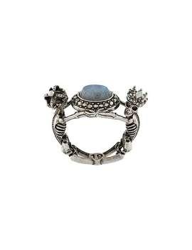 Alexander Mc Queenskeleton Jewel Ringhome Men Alexander Mc Queen Jewelry Rings by Alexander Mc Queen