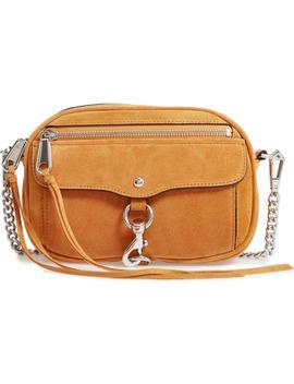 Blythe Suede Crossbody Bag by Rebecca Minkoff