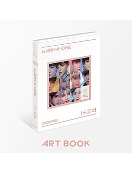 Ymc Entertainment Wanna One   1÷χ=1 Undivided (Special Album) [Art Book Ver.] Cd+Photobook+11 Photocards+Lyrics+Golden Ticket+Folded Poster+Free Gift by Ymc Entertainment